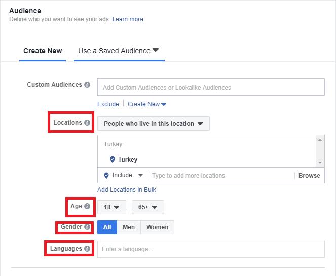 facebook reklam verme incelikleri