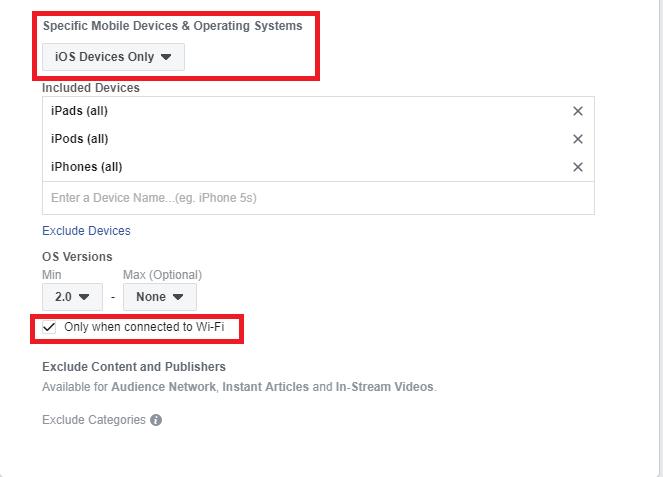 facebook reklam yapma