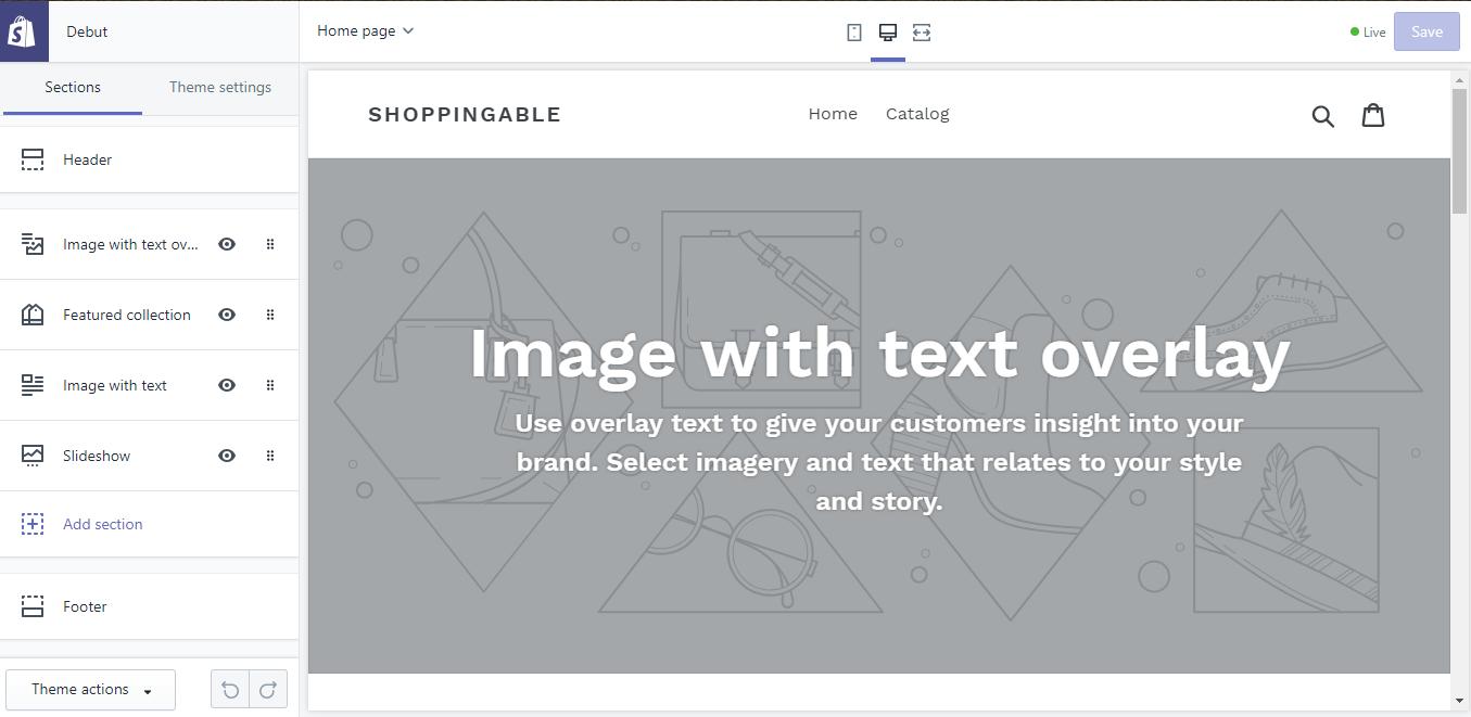 shopify eticaret sitesi kurmak dropshipping oberlo