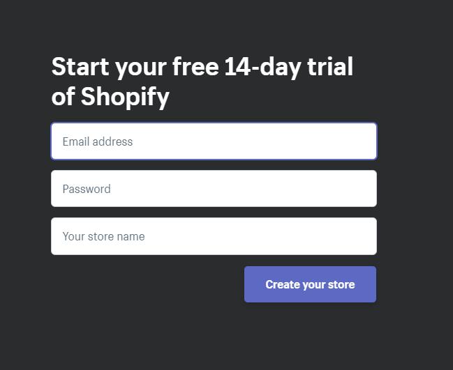 shopify e-ticaret sitesi nasıl kurulur