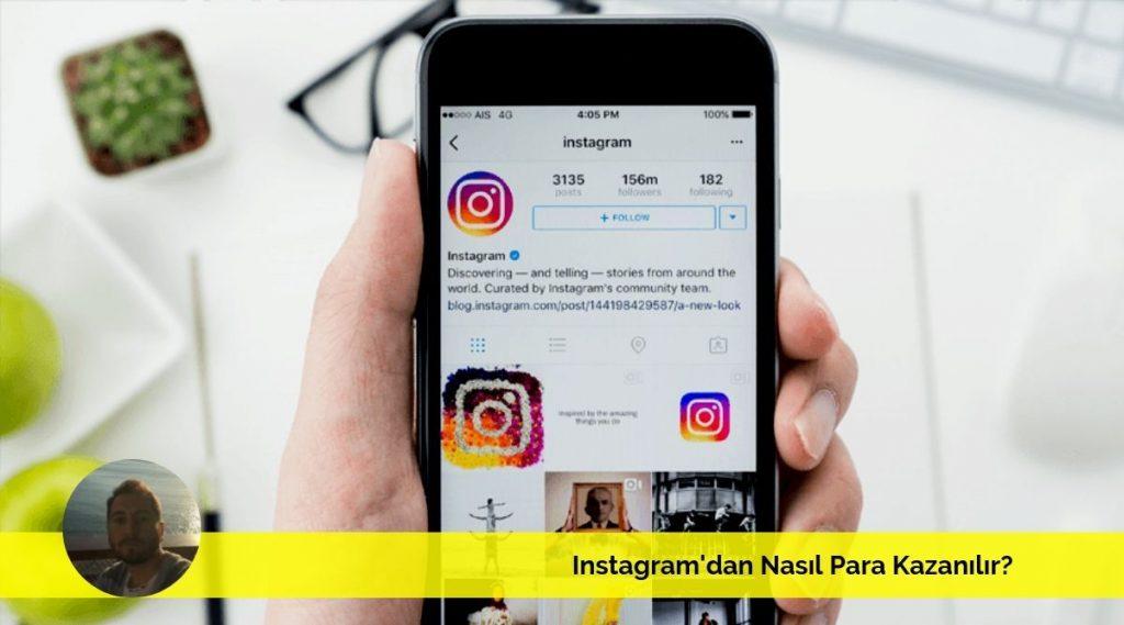 fenomen olup instagramdan nasıl para kazanılır