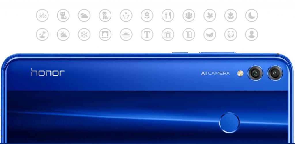Honor 8x kamera özellikleri ve sahne tanıma teknolojisi