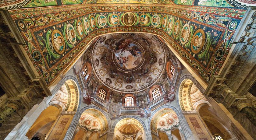 san vitale ravenna bazilikası