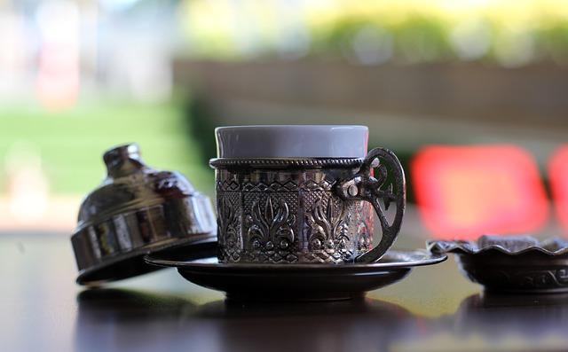 türk kahvesi sunumu nasıl olmalıdır