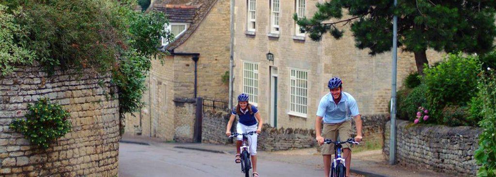 ingiltere gezilecek yerler bisiklet rotası costwolds