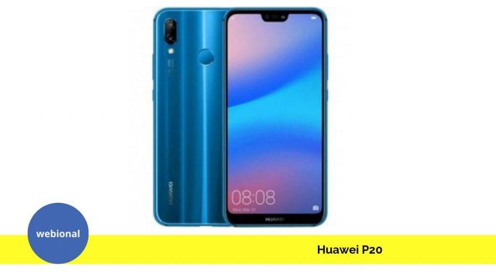 en iyi kameralı telefonlar 2019 huawei p20