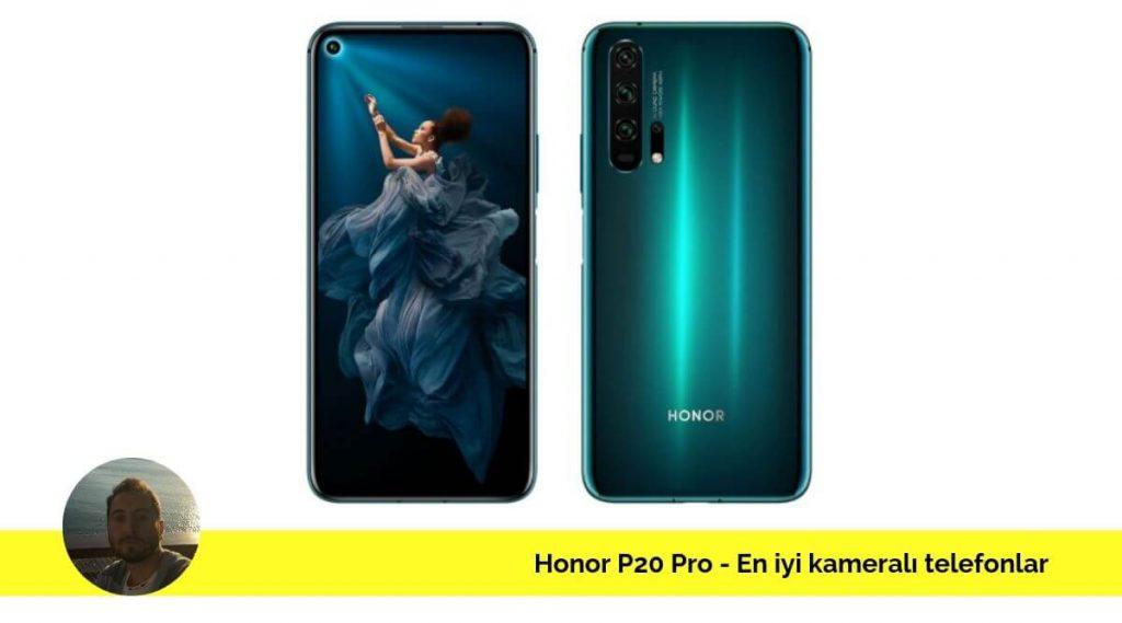 en iyi kameralı telefonlar 2019 sıralaması, honor p20 pro kamerası iyi mi