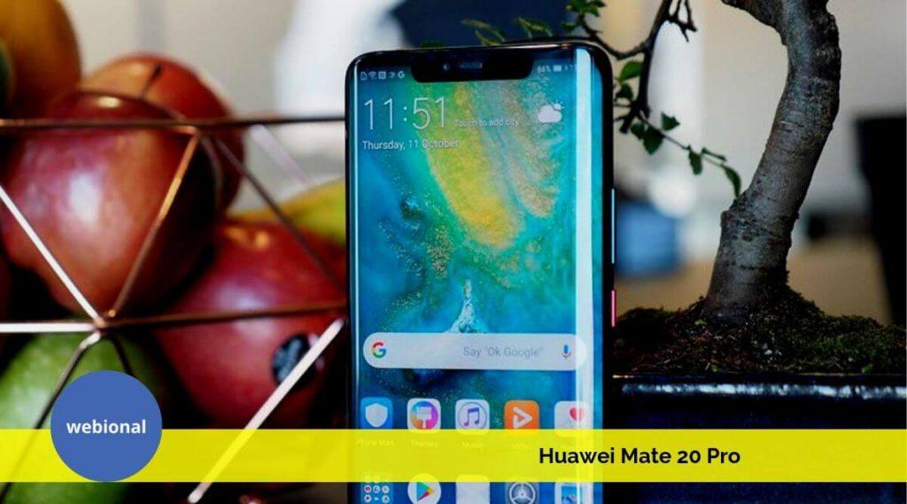 en iyi kameralı telefonlar sıralaması 2019, huawei mate 20 pro