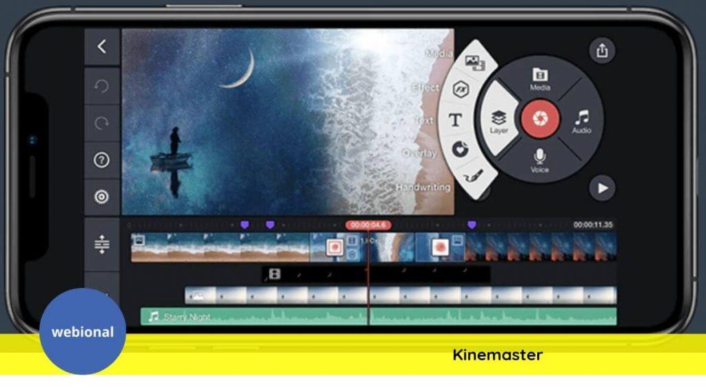 instagram için video düzenleme programı ios android