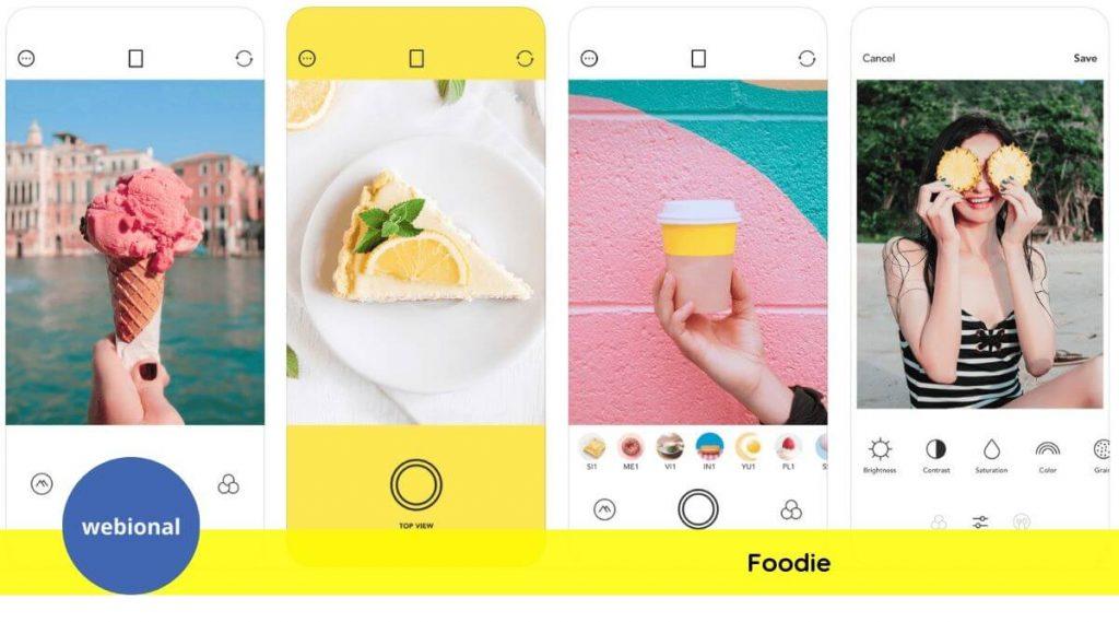 instagram yemek videosu düzenleme programı