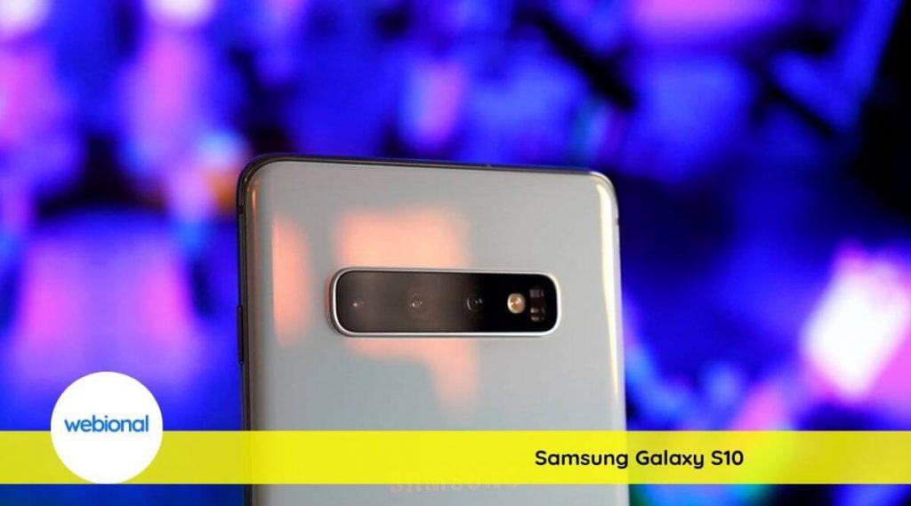 samsung s10 kamera özellikleri